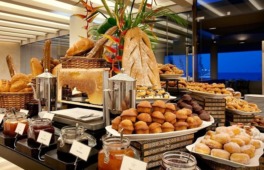 Restaurant Buffet Food