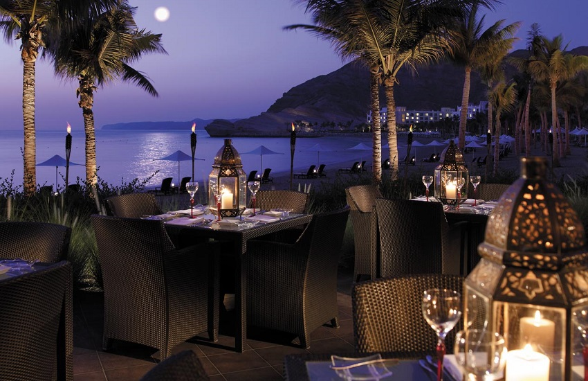 Restaurant Capri Court