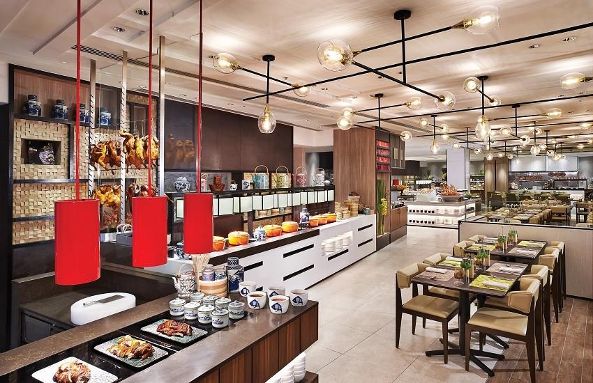 Restaurant Chinese Kitchen