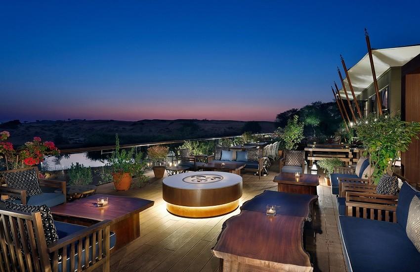 Restaurant Farmhouse Terrace