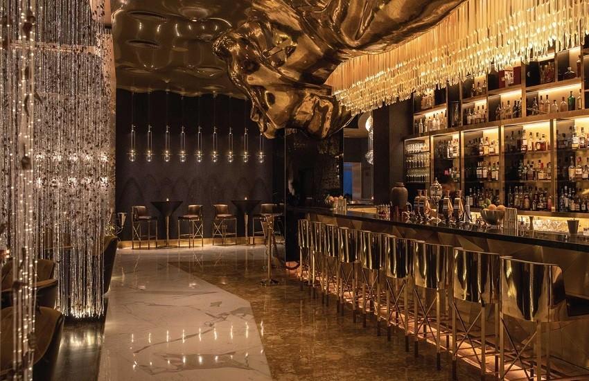 Restaurant Gold Bar