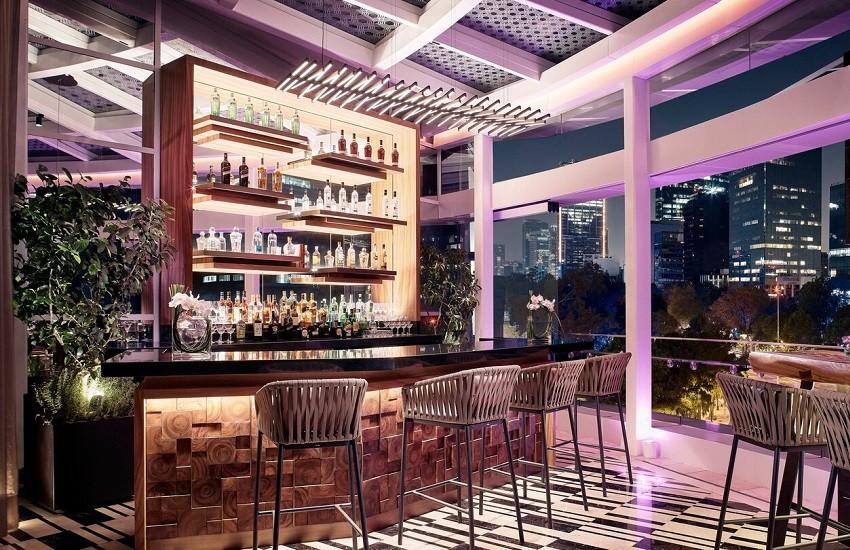 Restaurant King Cole Bar