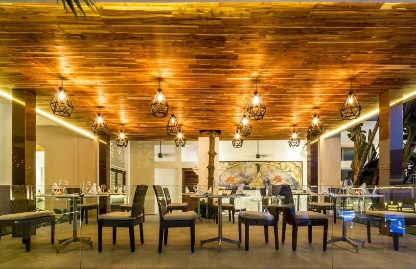 Restaurant Murales Terraza