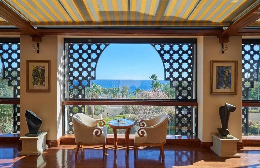 Restaurant Observatory Lounge