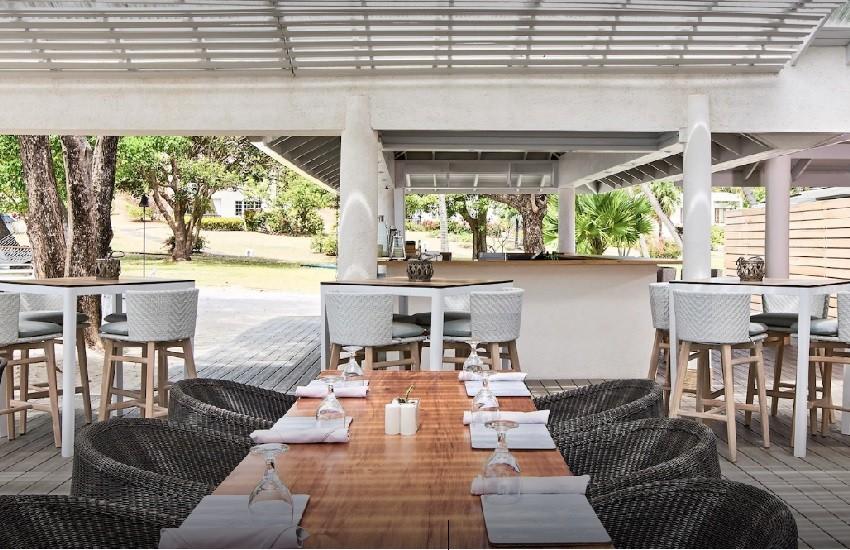 Restaurant Outside Dining