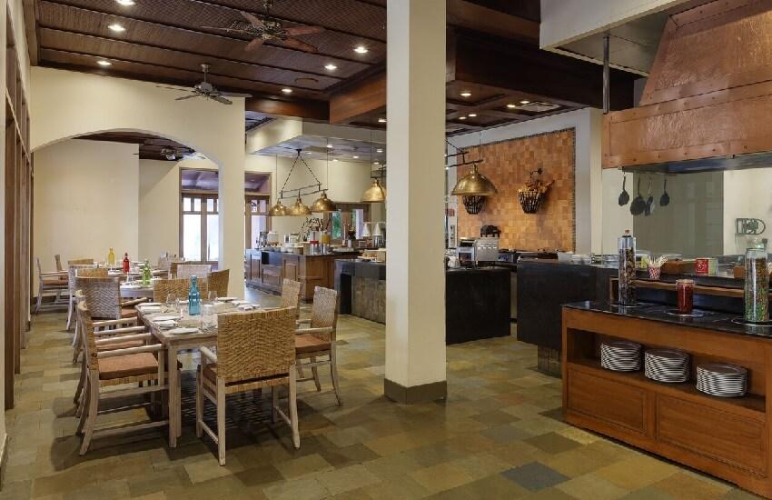 Restaurant Pavilion