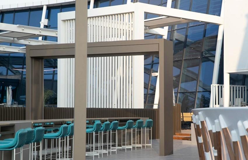 Restaurant Pearl Lounge Terrace
