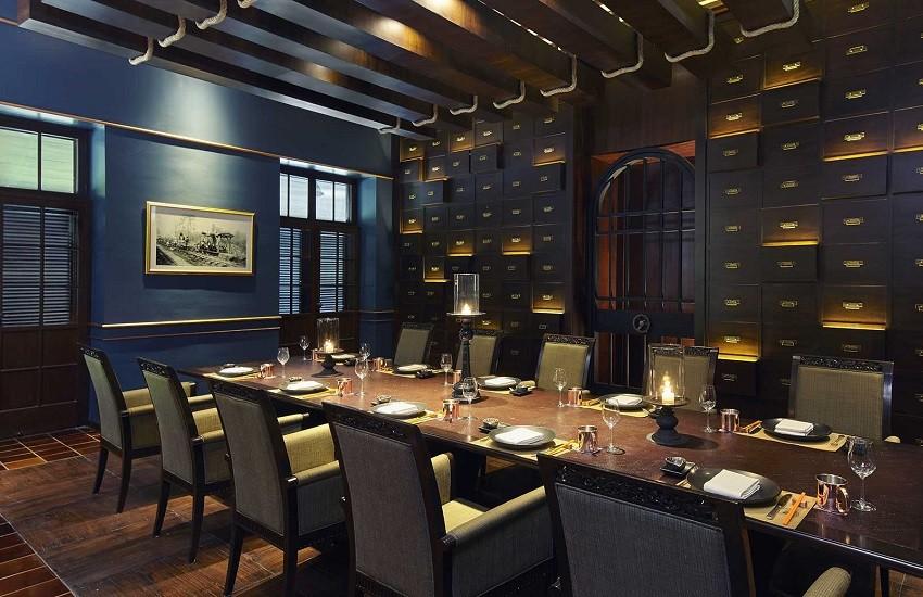 Restaurant Private Dining