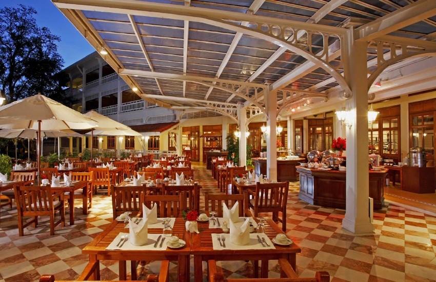 Restaurant Railway Terrace