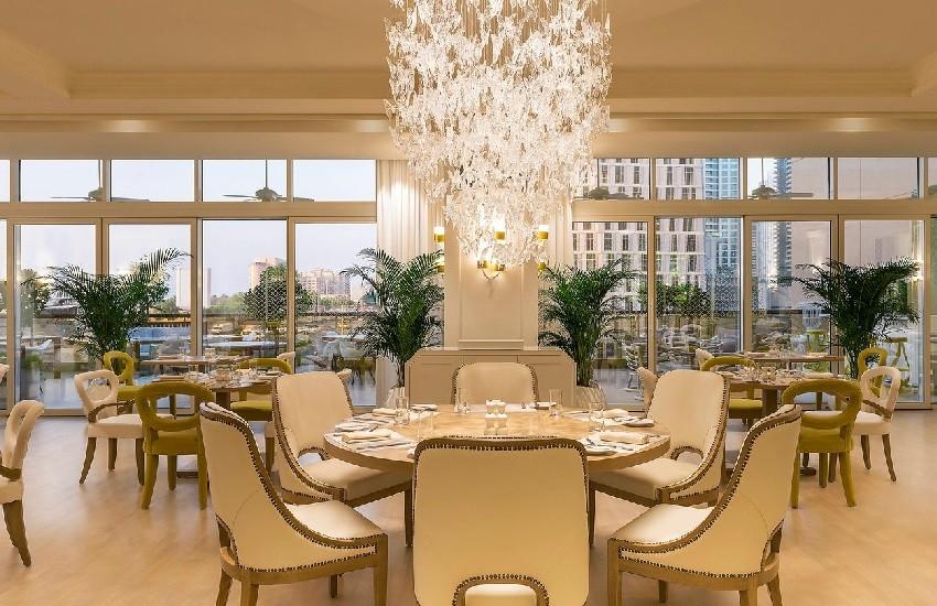 Restaurant Rhodes W1