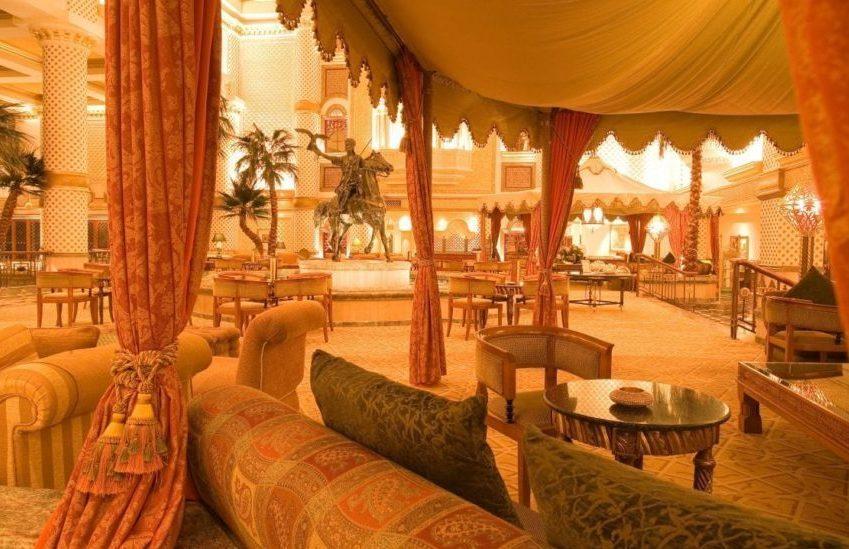 Restaurant Sirj Tea Lounge