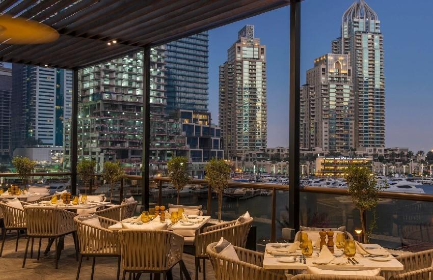 Restaurant Sloanes Terrace