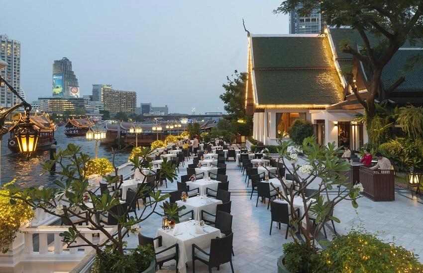 Restaurant Terrace Rim Naam