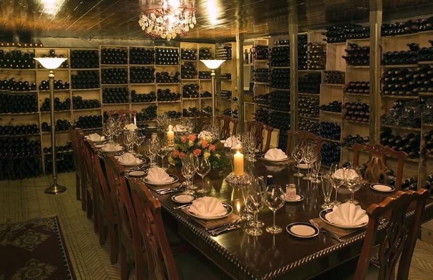Restaurant Wine Cellar