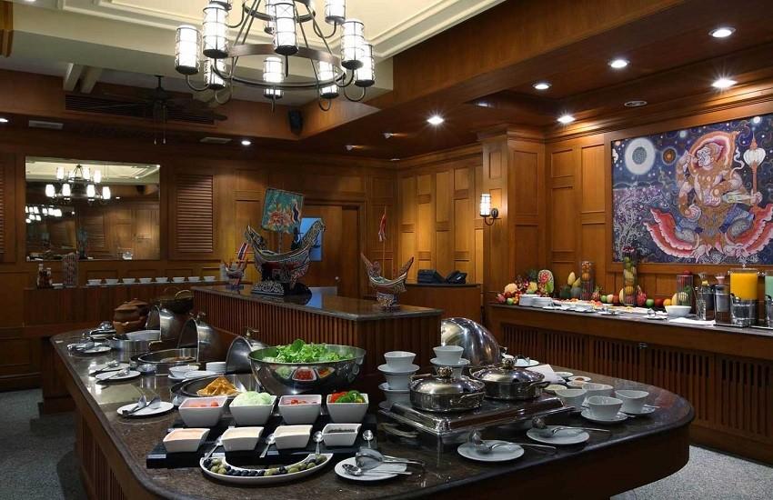 Restaurants Buffet