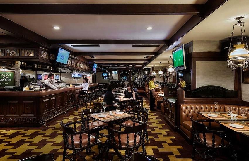 Restuarant Huntsman Pub