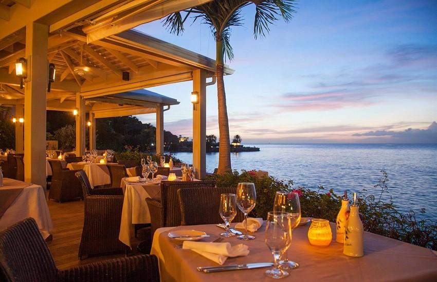 Resturant Cove Terrace