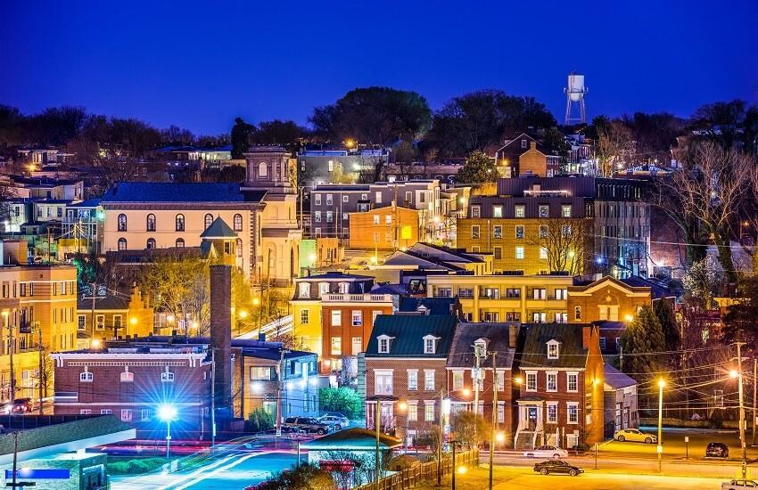 Richmond, Virginia, USA Neighborhoods