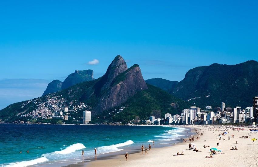 Rio Impanema Beach
