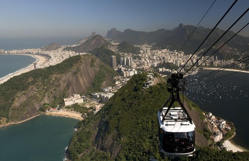 Rio Sugar Loaf Cable Car