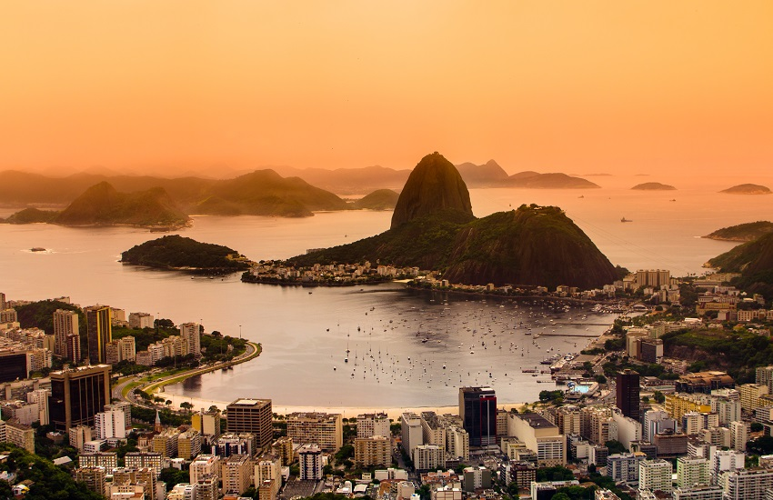 Rio Sugar Loaf Mountain