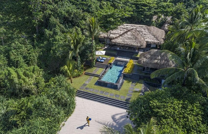 Room Beach Villa