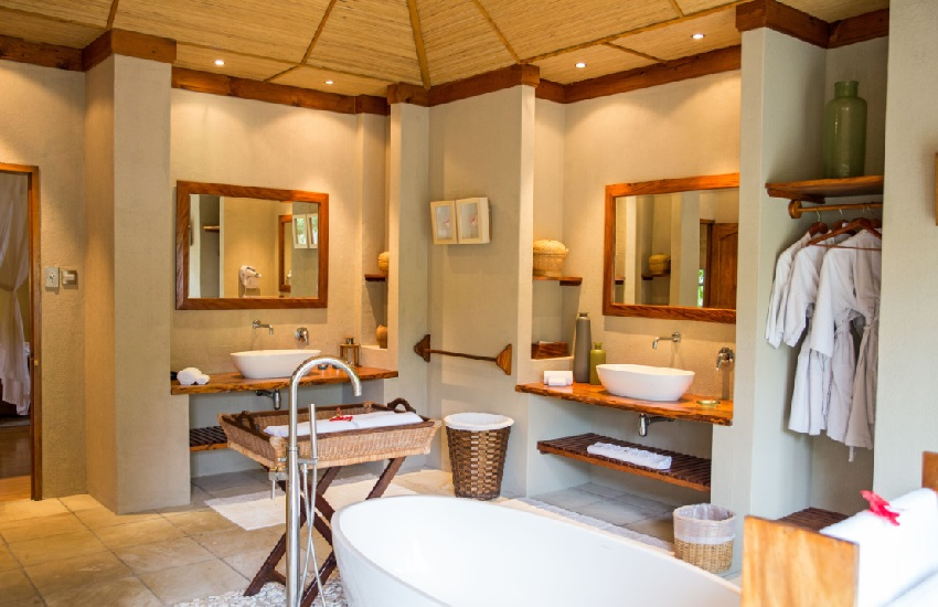 Room Beach Villa Bathroom