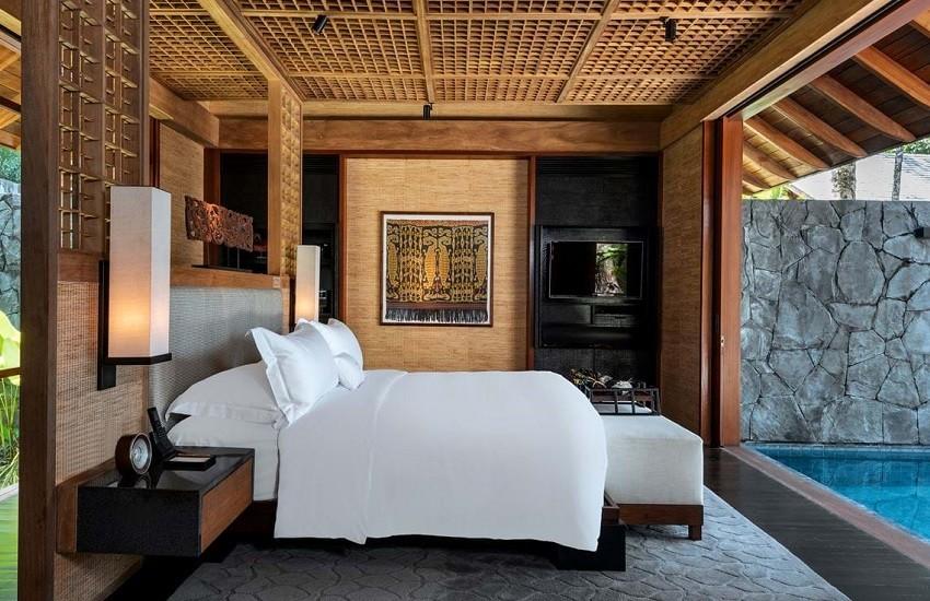 Room Beach Villa Bedroom