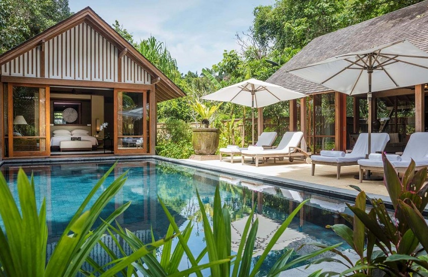 Room Beach Villa Pool