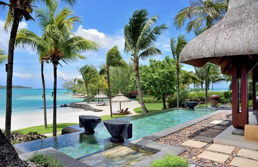 Room Beach Villa Terrace