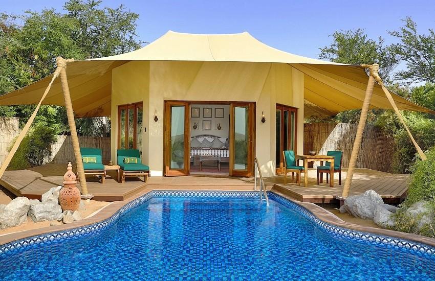 Room Bedouin Suite Pool