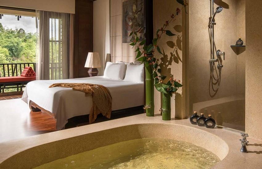 Room Country Suite Bathroom