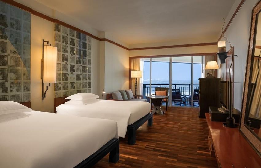 Room Deluxe Ocean