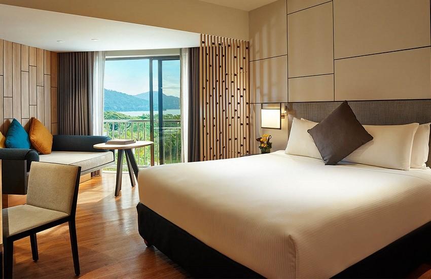 Room Deluxe Sea facing