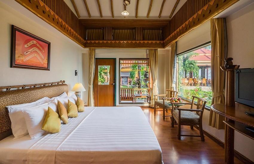 Room Deluxe Villa Bedroom
