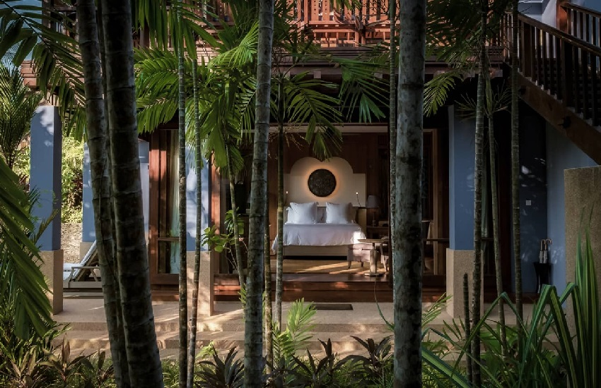 Room Garden Pavilion