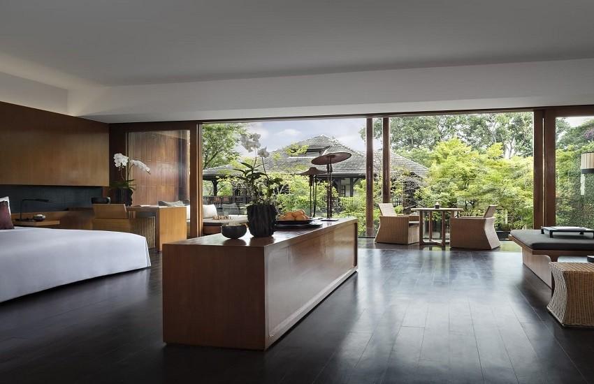 Room Garden Suite Lounge