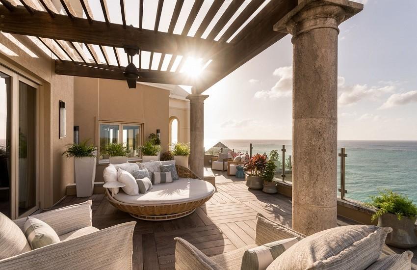 Room Master Suite Terrace