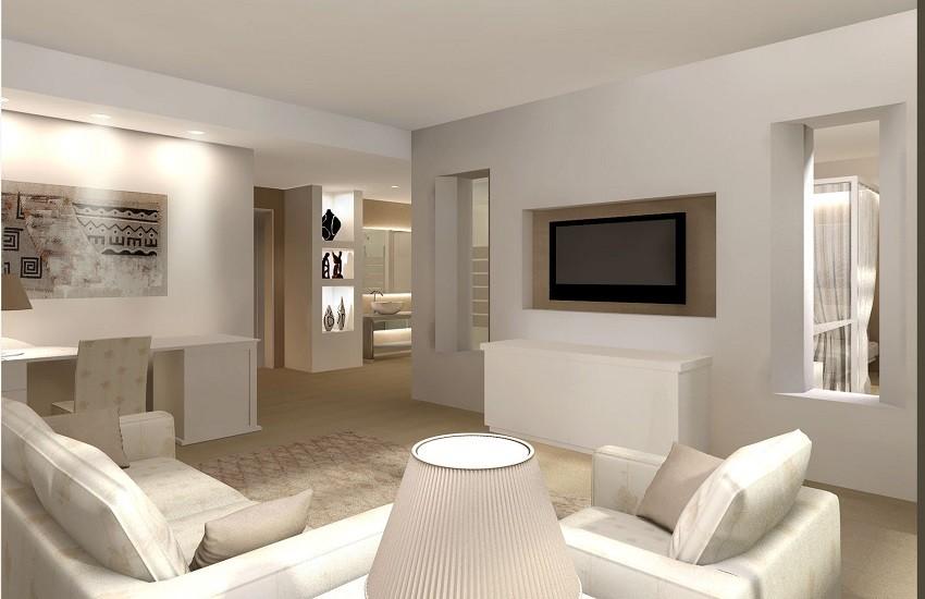 Room Ocean Suite Lounge