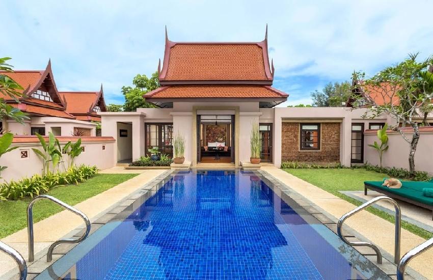 Room Pool Villa
