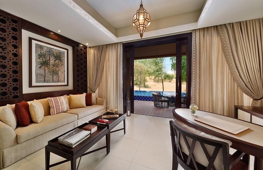Room Pool Villa Lounge