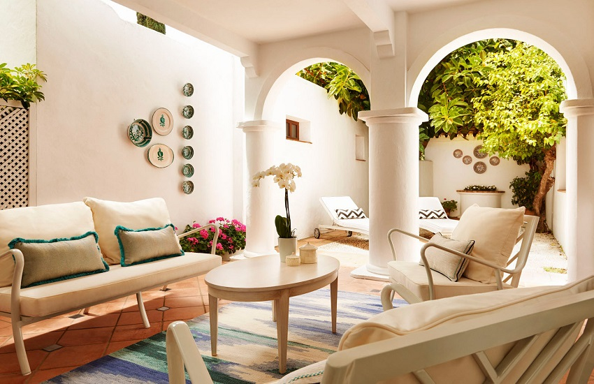 Room Private Garden