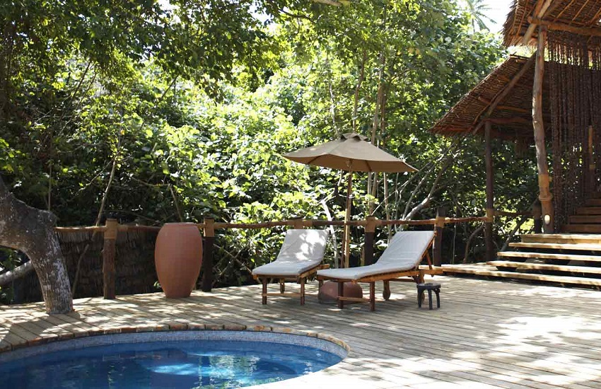 Room Private Pool