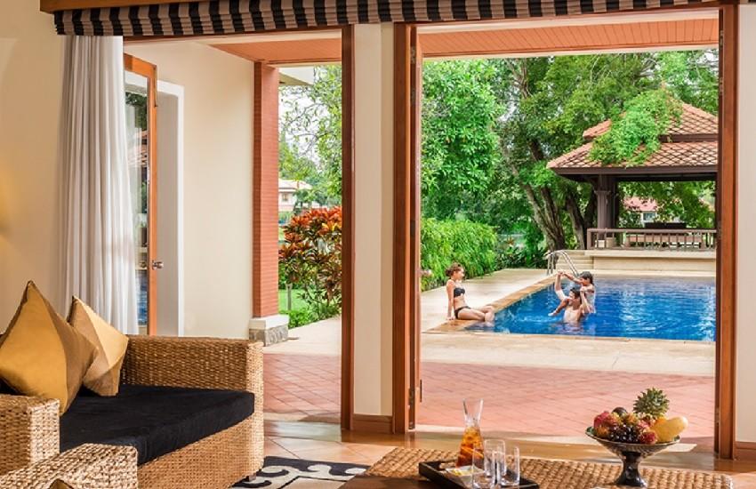 Room Private Pool Villa