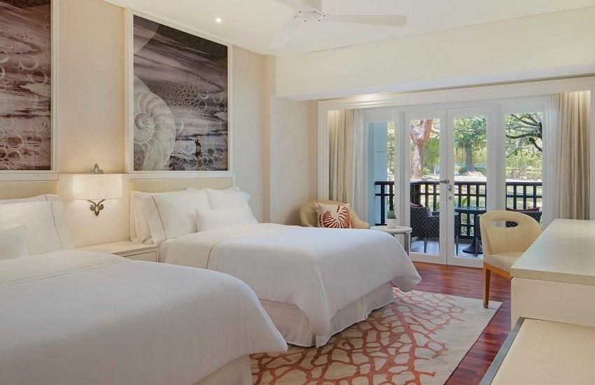 Room Queen Garden
