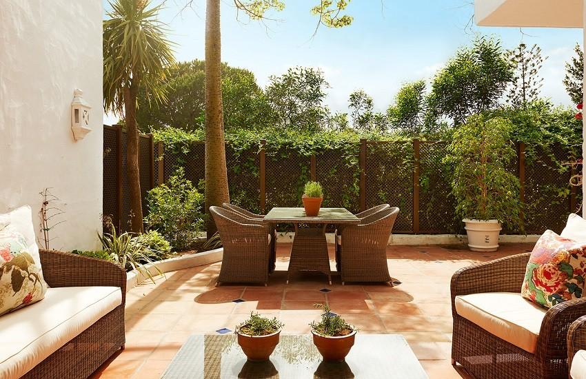 Room Suite Terrace