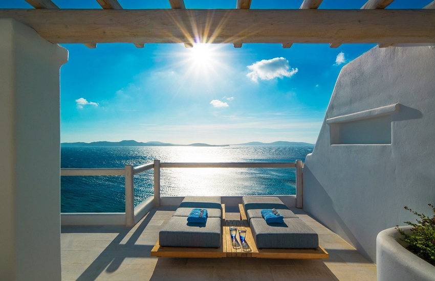 Room Suite View