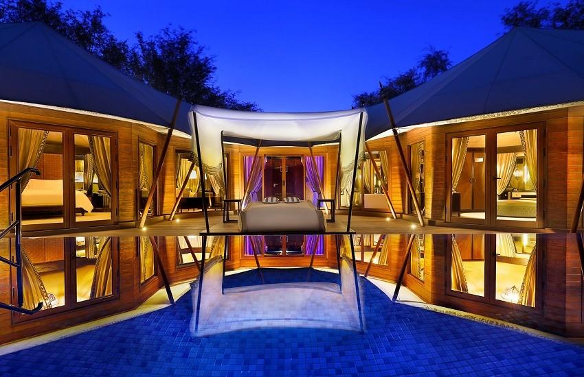 Room Tented Villas Terrace
