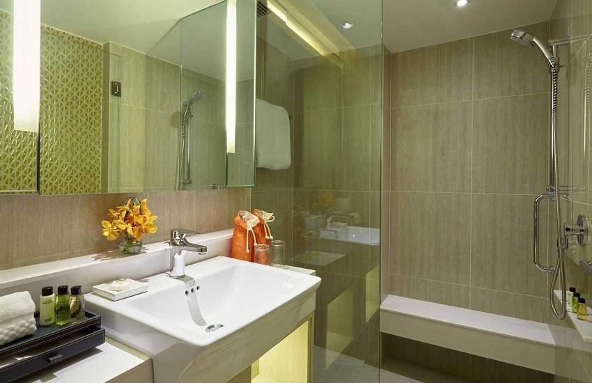 Room Thai Village Bathroom