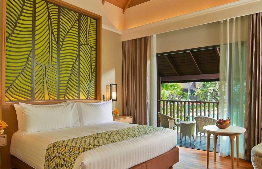 Room Thai Village Deluxe